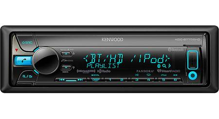 Kenwood KDC-BT758HD