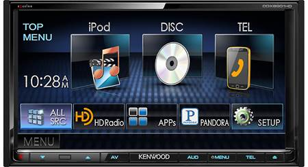 Kenwood DDX8901HD