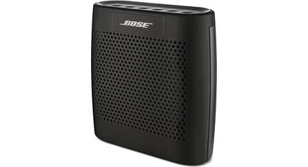 Bose Soundlink Color Bluetooth Speaker Ii Soft Black At Crutchfield