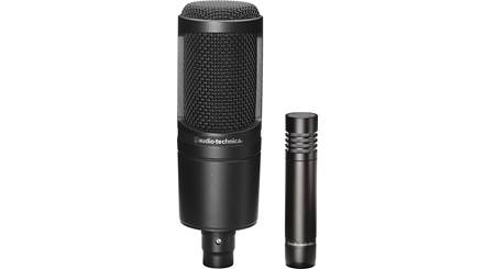 Audio-Technica Microphone Pair