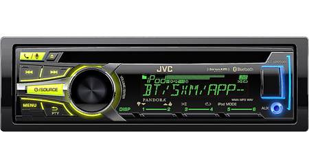 JVC Arsenal KD-AR959BS