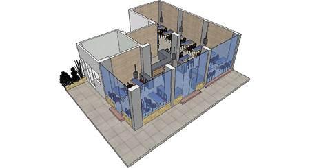 Restaurant Sound System