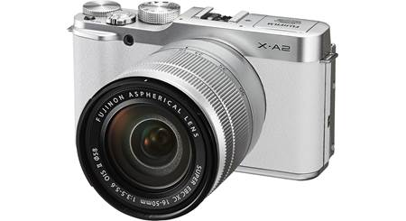 Fujifilm X-A2 Zoom Kit