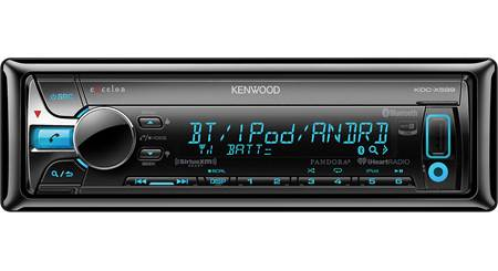 Kenwood Excelon KDC-X599