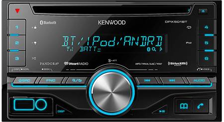Kenwood DPX501BT