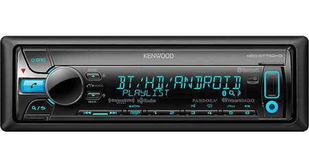 Kenwood KDC-BT762HD