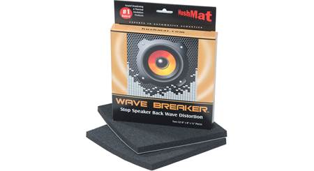 Hushmat Wave Breaker Kit