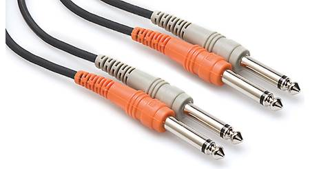 Hosa Stereo Unbalanced Interconnect Cable