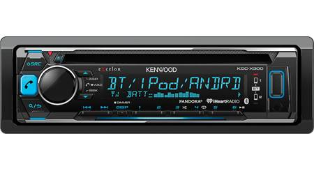 Kenwood Excelon KDC-X300