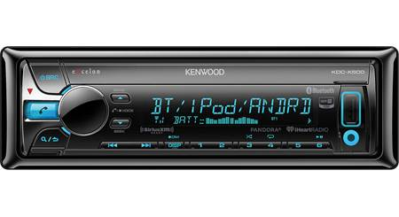 Kenwood Excelon KDC-X500