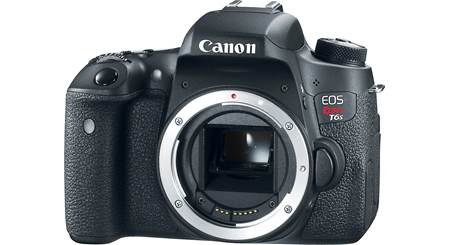 Canon EOS Rebel T6s (no lens included)