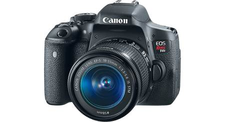 Canon EOS Rebel T6i Kit
