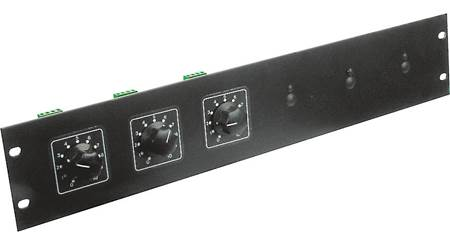 AtlasIED Attenuator Rack Mounting Plate
