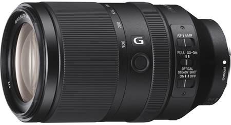 Sony SEL70300G FE 70-300mm f/4.5-5.6 G OSS