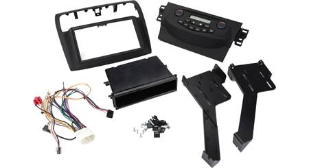 Metra 99-7809B Dash and Wiring Kit