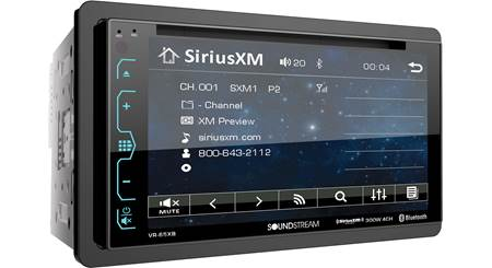 Soundstream AptiX VR-65XB