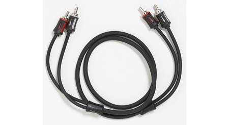 Crutchfield 2-Channel RCA Patch Cables