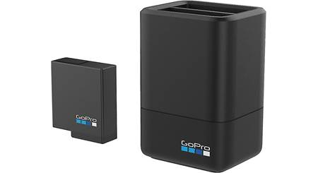 GoPro Dual Battery Charger and Battery