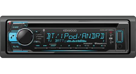 Kenwood KDC-BT368U