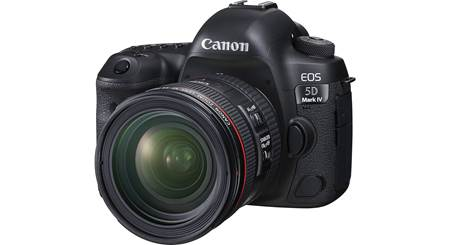 Canon EOS 5D Mark IV L-series Standard Zoom Lens Kit