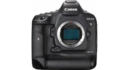 Canon EOS-1D X Mark II (no lens included)