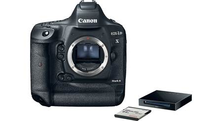 Canon EOS-1D X Mark II Premium Kit (no lens included)