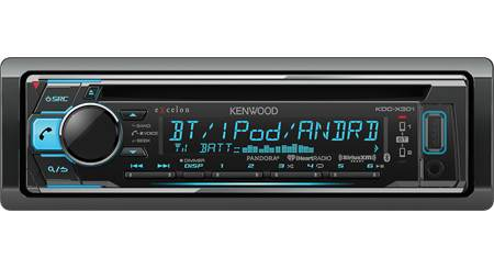 Kenwood Excelon KDC-X301