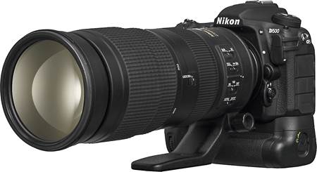 Nikon D500 Sports & Wildlife Kit