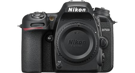 Nikon D7500 (no lens included)