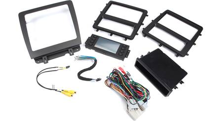 Metra 99-5839CH Dash and Wiring Kit