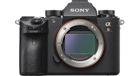 Sony Alpha a9 (no lens included)