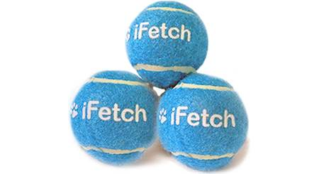 iFetch Standard-sized Tennis Balls