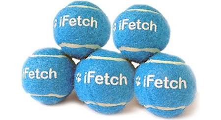 iFetch Mini Tennis Balls