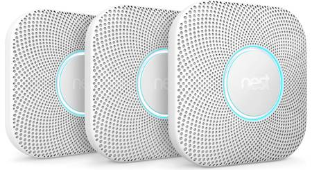 Google Nest Protect 3-pack (2nd Generation)