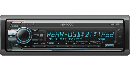 Kenwood Excelon KDC-X501