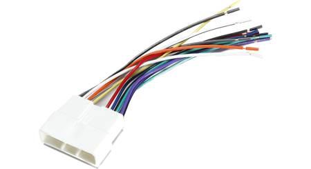 2000 Acura Nsx Radio Wiring Harnesses - Crutchfield | Acura Nsx Stereo Wiring |  | Crutchfield