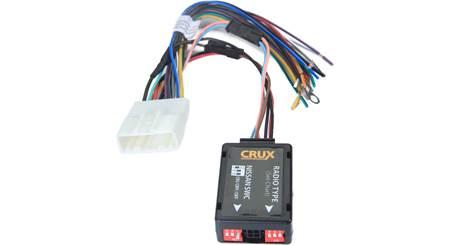 Crux SWRNS-63U Wiring Interface