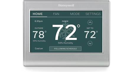 Honeywell Wi-Fi® Smart Thermostat