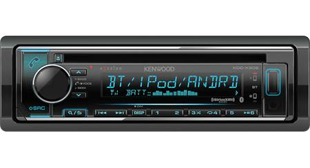 Kenwood Excelon KDC-X302