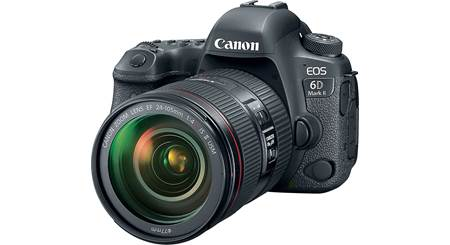 Canon EOS 6D Mark II L-series Zoom Lens Kit