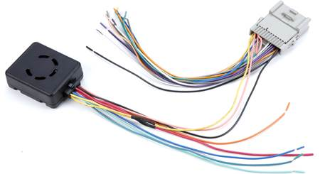 Metra LC-GMRC-01 Wiring Interface