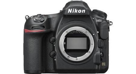 Nikon D850 (no lens included)