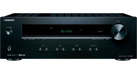 Yamaha R-S202 Stereo receiver with Bluetooth® at Crutchfield