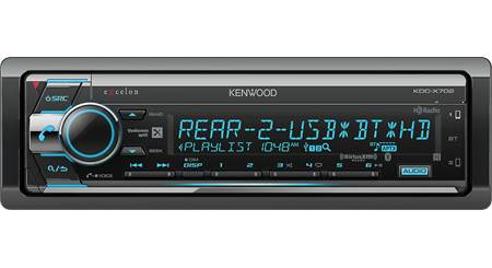 Kenwood Excelon KDC-X702
