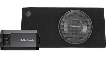 Rockford Fosgate Power Series 750-Watt Bass Package