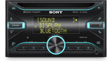 Sony WX-GS920BH