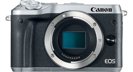 Canon EOS M6 (no lens included)