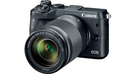 Canon EOS M6 Telephoto Lens Kit