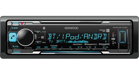 Kenwood KMM-BT318U
