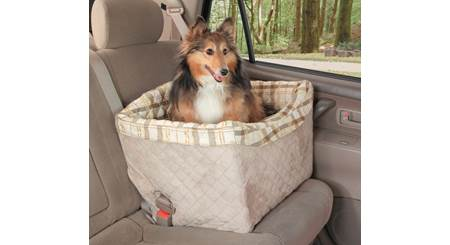 PetSafe Deluxe Pet Safety Seat